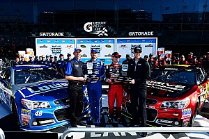 Jeff Gordon wins the pole for his final Daytona 500