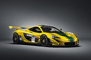 Automotive Breaking news McLaren unveils track-ready P1 GTR