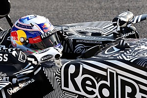Formula 1 Testing report Barcelona Day 2 testing notebook: Ricciardo shows Red Bull pace