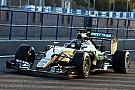 Mercedes vuelve a trabajar con el nuevo F1 W06