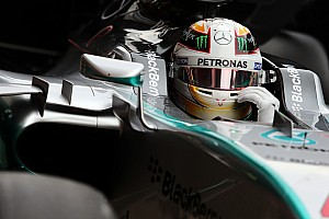 "Formula 1 Breaking news Lewis Hamilton expecting a ""harder fight"" in 2015"