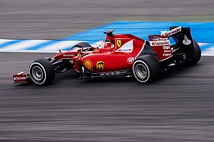 Ferrari: Third day of testing at Barcelona