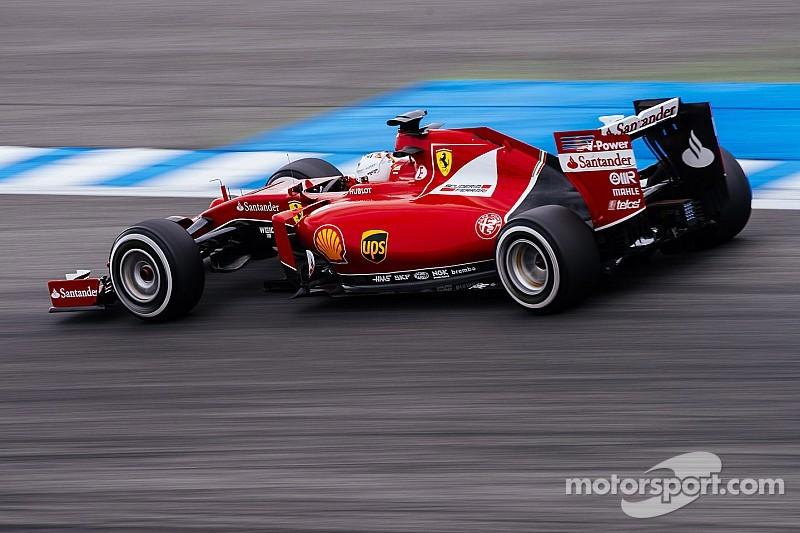 Ferrari: Third day of testing at Barcelona