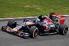 Toro Rosso concludes early very positive four days of testing in Barcelona