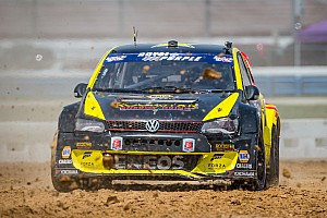 World Rallycross Breaking news Foust confirms minimum four-round World RX campaign