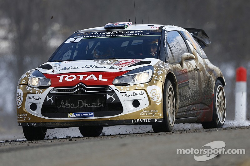 Rally Mexico: Sky-high round for the DS 3 WRCS