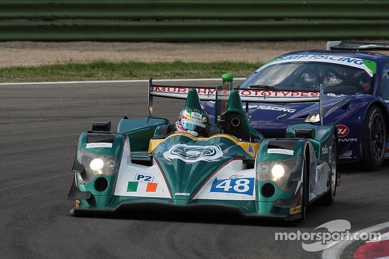 Murphy re-signs Berthon for ELMS, Le Mans