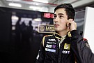 Stockinger switches to GP2 with Status