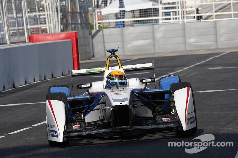 Speed hará su debut en Fórmula E con Andretti