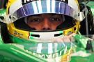 Merhi sería el segundo piloto en Manor F1