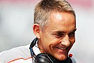 Whitmarsh joins America's Cup team Ainslie