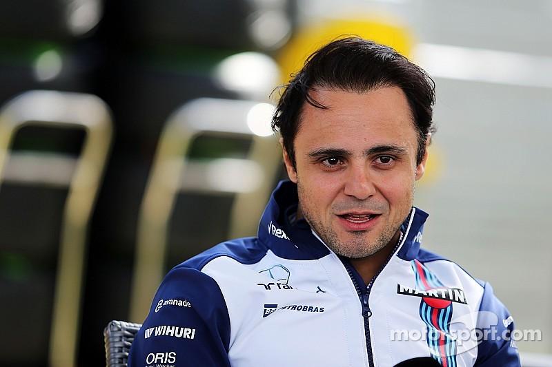 Williams in the fight behind Mercedes - Massa