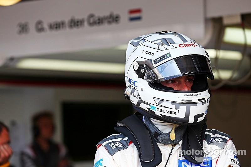 Van der Garde confía en que su súper licencia llegue rápido
