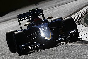 Sauber has a shortened Friday practice in Australia