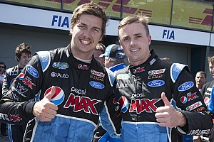 Winterbottom scored victories in all four races at the Australian GP