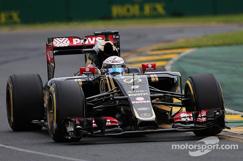 Lotus sets sights on Williams