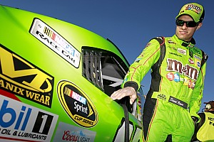David Ragan is gaining speed with Gibbs