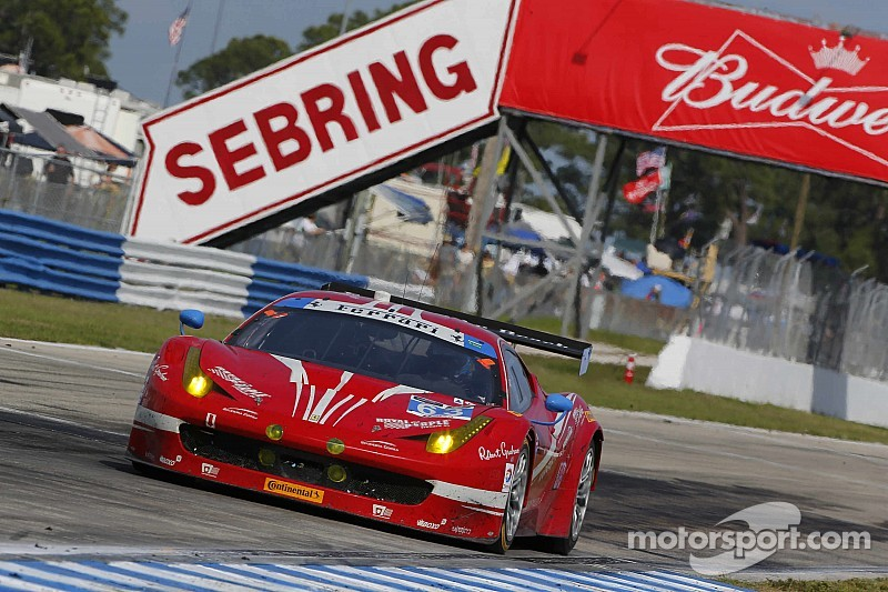 Scuderia Corsa perseveres for podium at Sebring