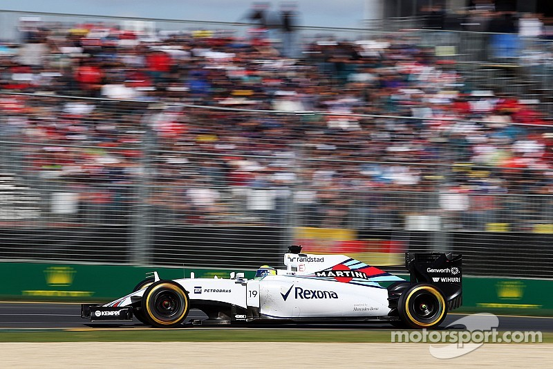 Williams confident of stronger pace at Sepang