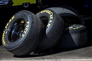 NASCAR Sprint Cup Breaking news NASCAR's checks and balances include tires