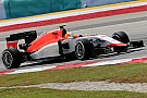 Manor duo allowed to race in Malaysia