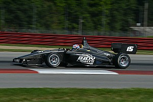 Indy Lights Résumé de course Indy Lights - Ed Jones s'impose, Max Chilton dans le mur