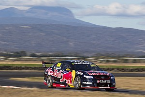 V8 Supercars Qualifying report Lowndes takes third straight pole of the weekend