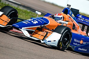 IndyCar Interview Kimball and Rahal not seeing eye-to-eye after St. Pete collision