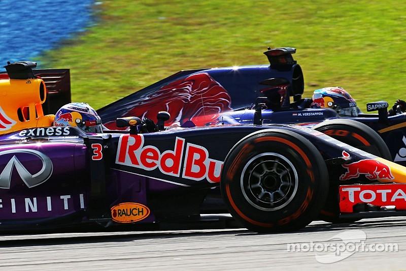 Red Bull y Renault acuerdan terminar la discusión pública