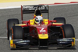 GP2 Testing report King sets day-one pace in Bahrain GP2 test