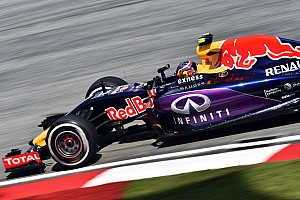 Formula 1 Breaking news Red Bull admits chassis also to blame for poor form