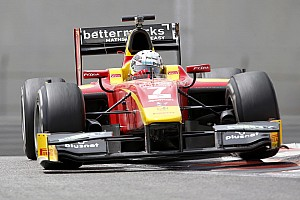 GP2 Testing report Jordan King quickest in Day 1