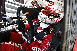 Larson diagnosed with dehydration