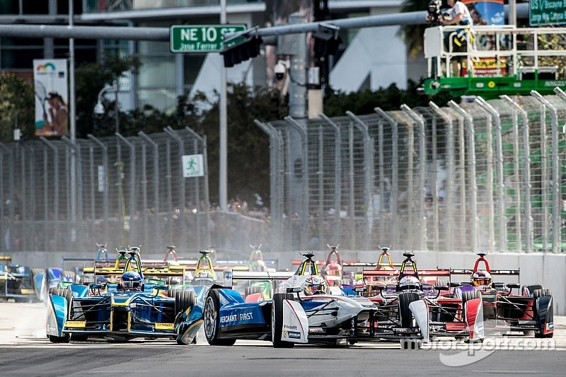 Formula E heads to iconic Long Beach street circuit