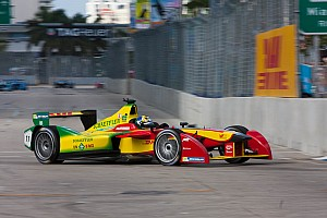 Di Grassi on top again in final Long Beach practice