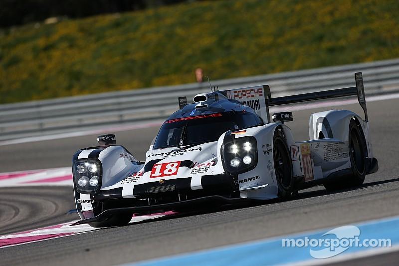 Porsche quiere confirmar su avance en el WEC