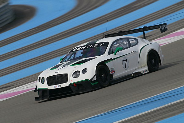 Blancpain Endurance: Kane is ready and able