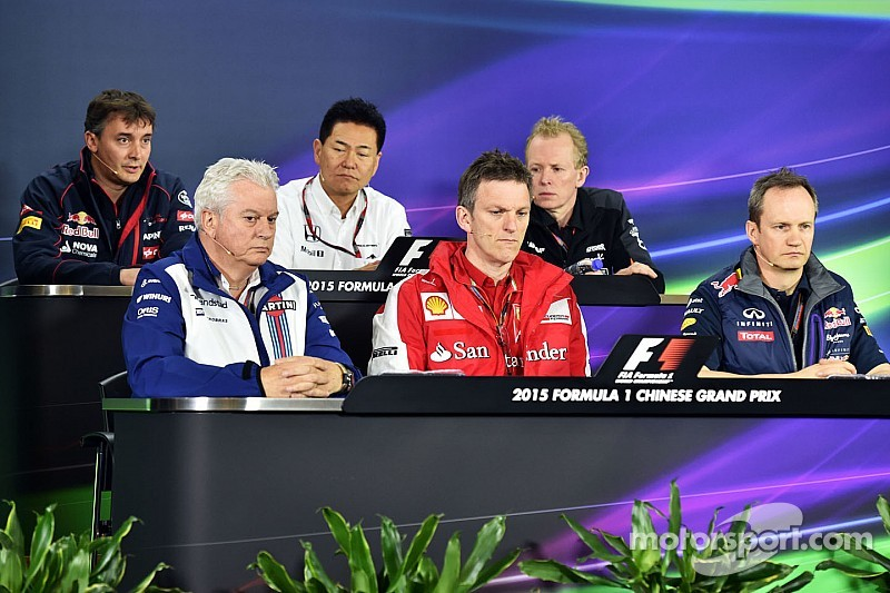 Chinese GP: Friday press conference