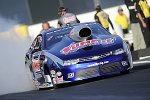 NHRA Qualifying report Hagan, Line and Todd lead NHRA Las Vegas qualifying