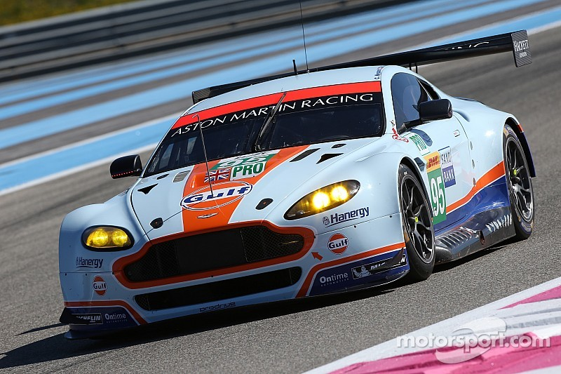 Superb season start at Silverstone for Aston Martin