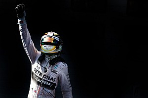 Formula 1 Breaking news Mercedes denies Hamilton has requested number one status