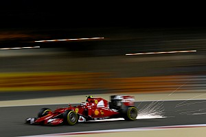 Bahrain GP: Provisional starting grid