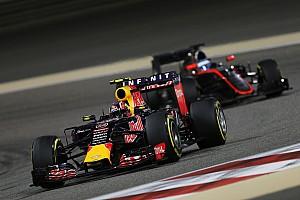 Red Bull is top ten in Bahrain