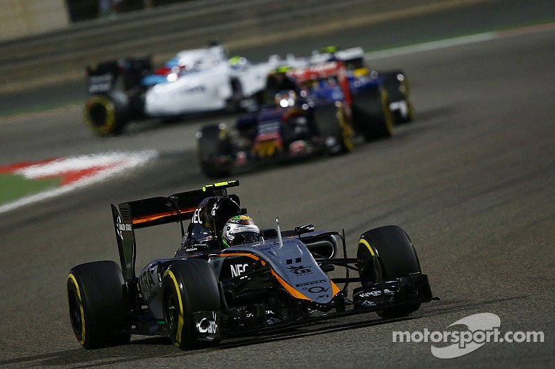 Sahara Force India scores four points on the Bahrain GP