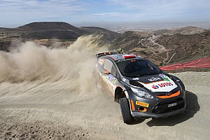 Kubica pulls out of Rally Argentina