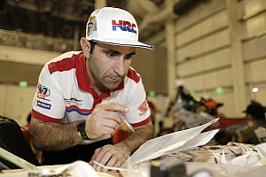 Other rally Resumen de la etapa Marc Coma mantiene su mandato