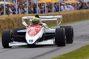 Senna's Toleman up for sale for £1 million