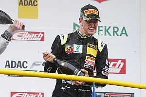 Mick Schumacher wins third-ever car race in German F4