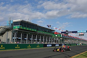 Formula 1 season to start later in 2016