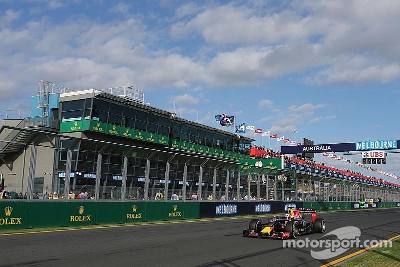 Formula 1 season to start later in 2016